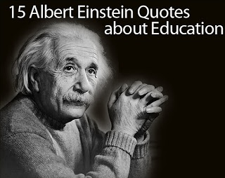 Albert Einstein Quotes on Education: 15 of His Best Quotes - AmpliVox Sound Systems Blog