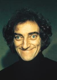 Marty Feldman. (Martin Alan Feldman, 8-7-1934/2-12-1982, London/Mexico City).