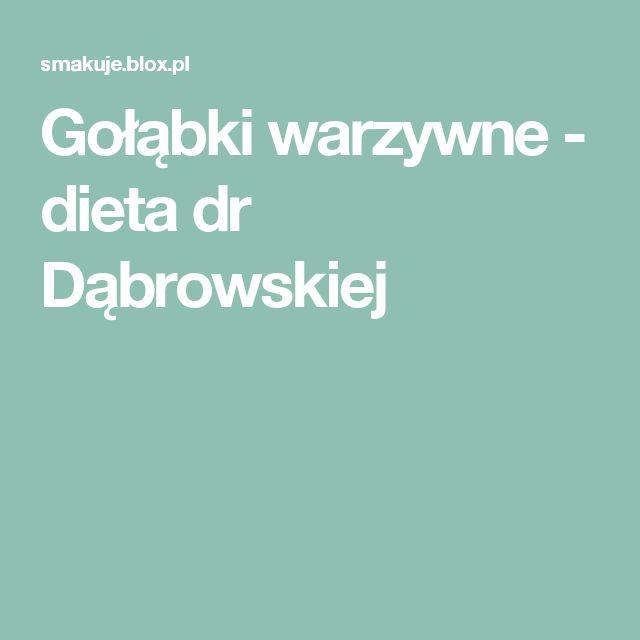 Gołąbki warzywne - dieta dr Dąbrowskiej