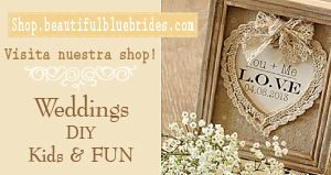 Carteles para decorar tu boda: Un montón de ideas inspiradoras para decorar vuestra boda con carteles y señales.