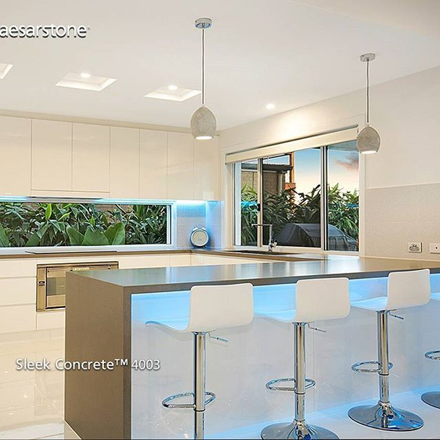 17 Best Images About Caesarstone Sleek Concrete On