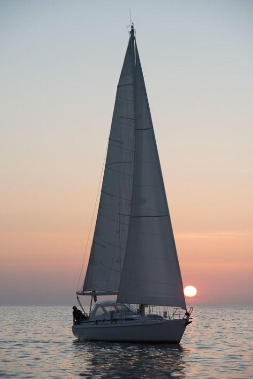 Bucket list...learn to sail!
