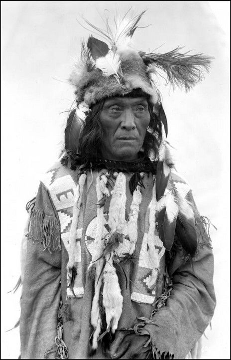 Francois (Dead Horse), on the Flathead Indian Reservation in western Montana. Date c. 1905.