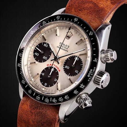Vintage Rolex Paul Newman Daytona #vintagewatch #vintagerolex #paulnewman http://www.bobswatches.com/rolex-blog/rolex-news/vintage-watch-week-paul-newma... - Paul Altieri - Google+