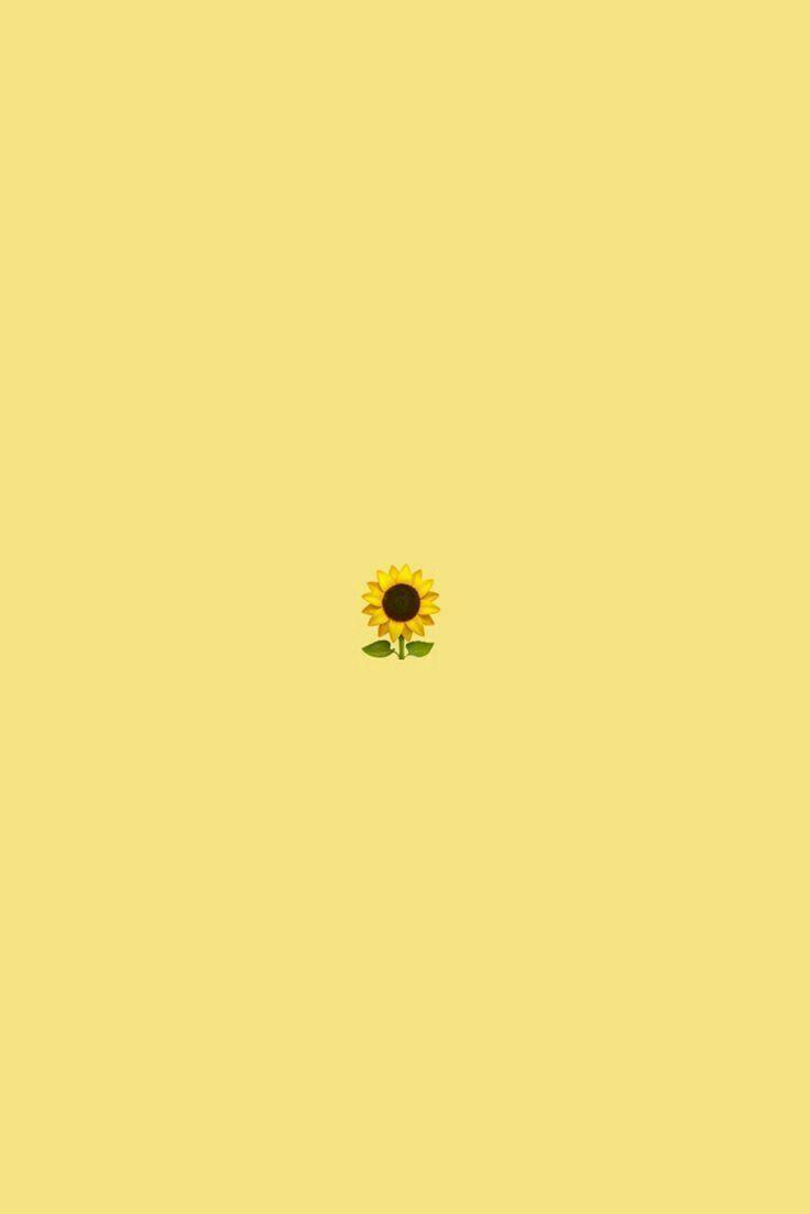 Pin By Sarah Bryant On Wallpapers Emoji Wallpaper Sunflower