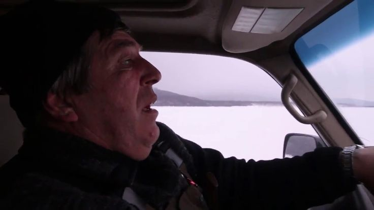 Переезд через Байкал. Особенности поездки на машине по зимнему Байкалу