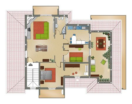 Pi di 25 fantastiche idee su planimetrie dell for Idee piano appartamento