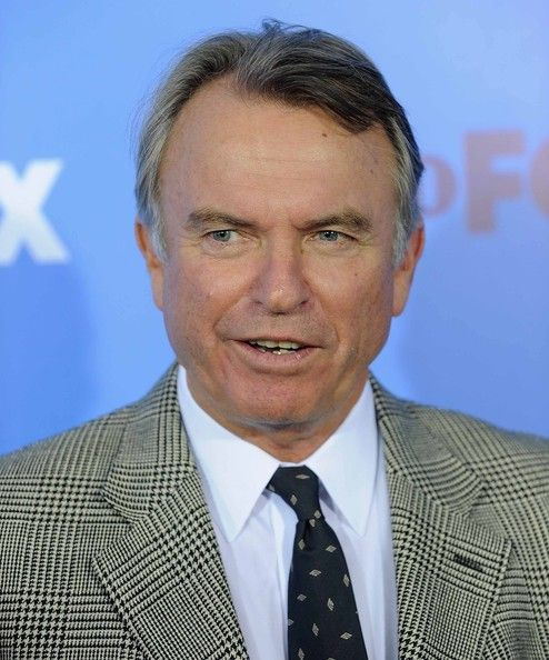 Sam Neill Photos Photos - Actor Sam Neill attends the 2011 Fox Upfront at Wollman Rink - Central Park on May 16, 2011 in New York City. - 2011 Fox Upfront