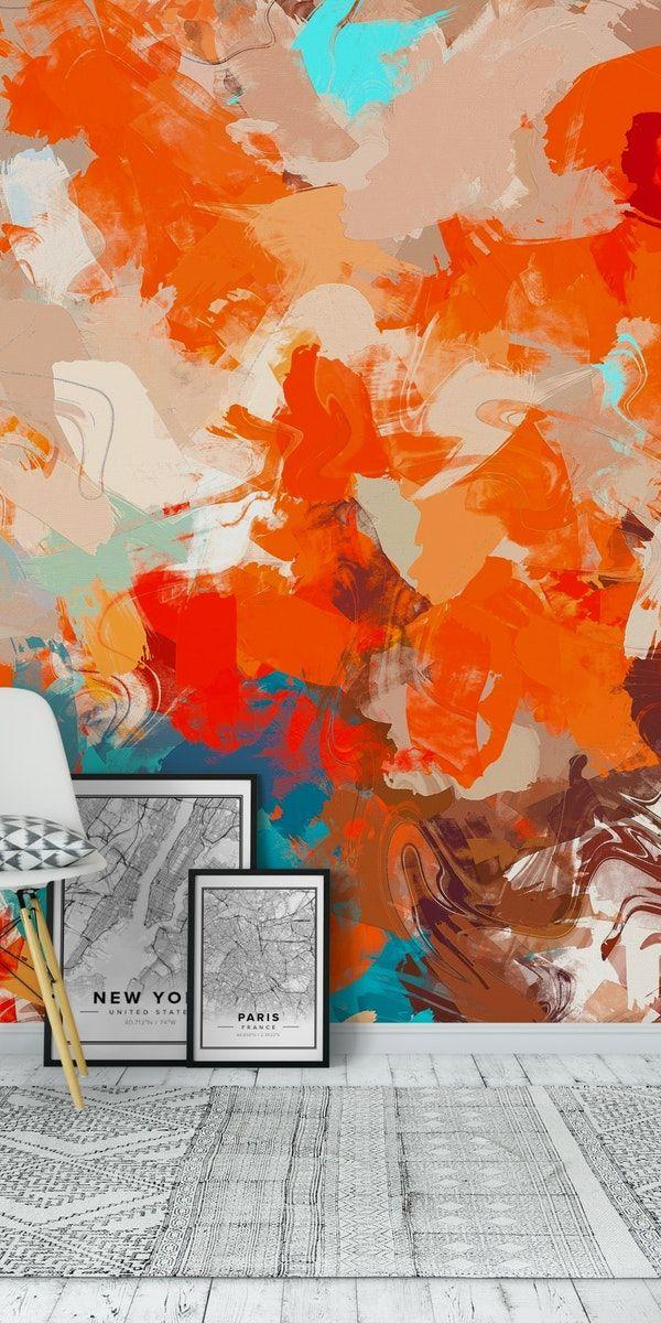 Pleasure Wallpaper Mural Abstract Wallpaper Abstract