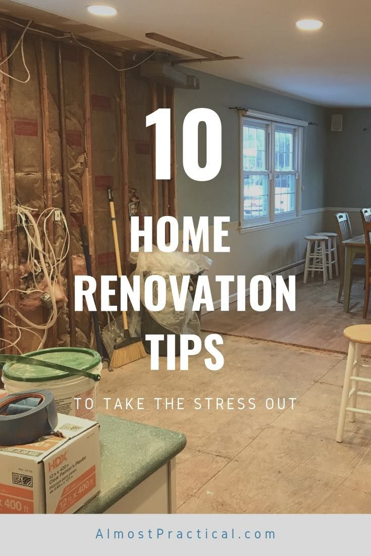 A Home Remodeling Project 10 Tips To Make It Stress Free Home