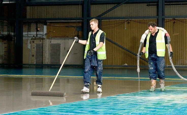 Stopgap 600 Base & Stopgap 300 HD were used in a floor refurbishment at a Jordans & Ryvita facility in Dorset.