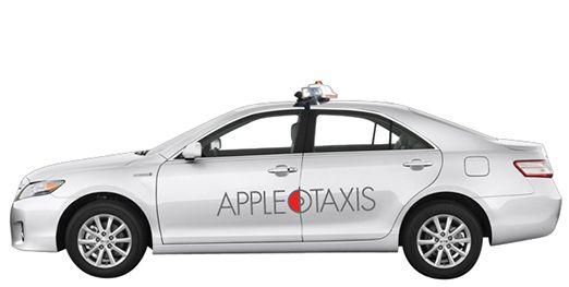 Apple Taxi's Sydney