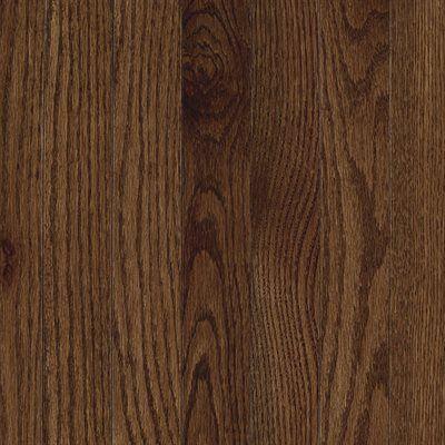 Mohawk 2.25-in W Saddle Oak Prefinished Hardwood Flooring Lowes  3.99sq foot