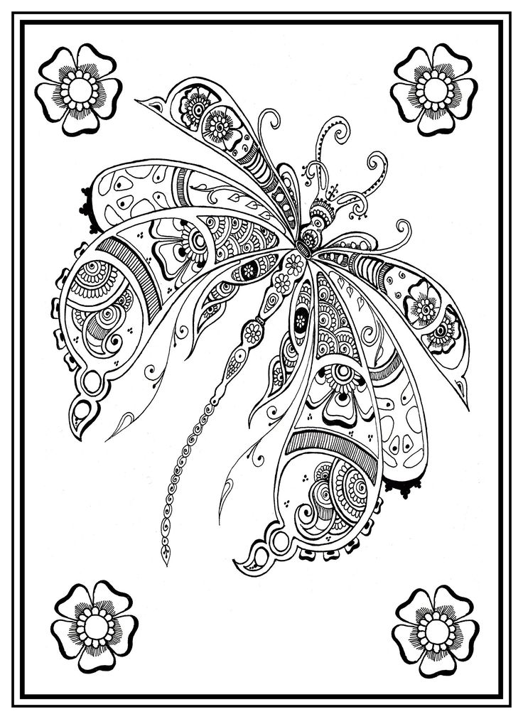 The Green Lady's Zen Henna Colouring Book: Gwen Davies: 0700461593140: Amazon.com: Books