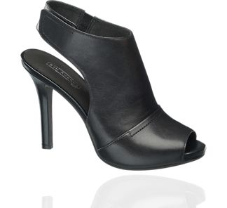 5th Avenue szpilki peep-toe