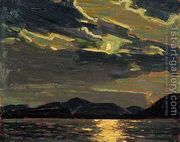 Hot Summer Moonlight  by Tom Thomson