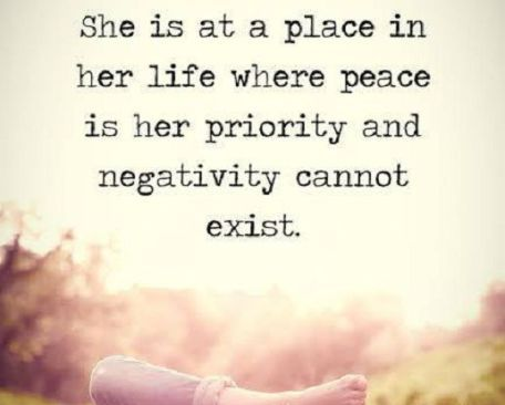 Inspirational quotes on life You Live Your Peace