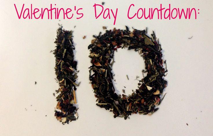 Just 10 days until valentine's day!