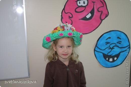 Шляпа на первое апреля