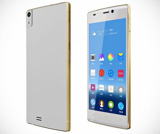 Gionee Elife S5.5 Smartphone Tertipis di Dunia
