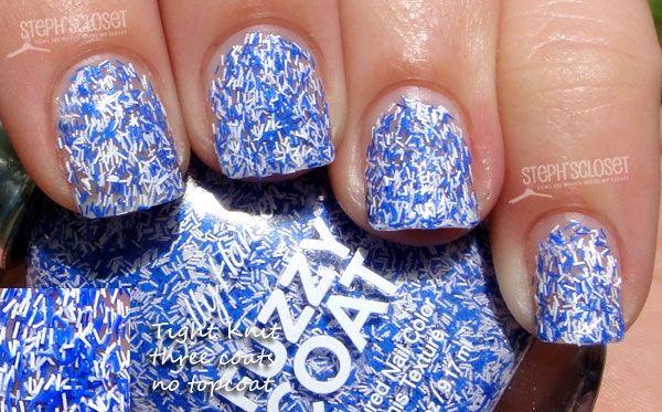 Sally Hansen Tight Knit Nail Polish