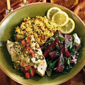 fresh salads recipes with pictures   Fresh Beet Salad Recipe   MyRecipes.com