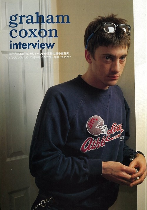 Music Life (Japan), February 1997 Graham Coxon  OMG2