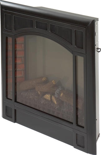 Electric fireplaces, Fireplace inserts and Electric ...