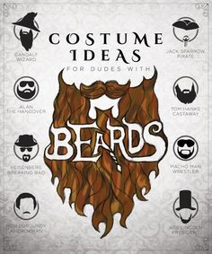 Beards are for Dudes
