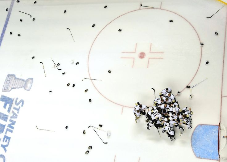 Best Hockey Images On Pinterest Hockey Stuff Hockey Mom And - Map us stanley cup penguins sharks