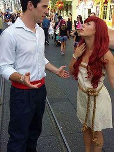 17 Unique DIY Disney Couples Costumes Ideas For Halloween | Gurl.com: