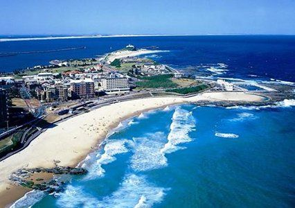 Newcastle, NSW, Australia--my second home for a year