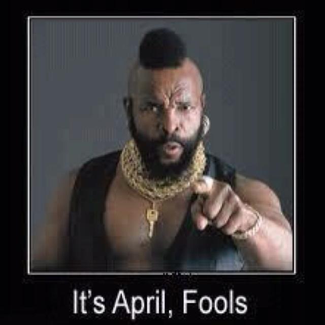 :): Calendar Holidays, Giggle, Open House, Fools Paradise, Funny Stuff, Happy Fools, Houses Fools, Mr T, April Fools