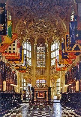 ウェストミンスター寺院の中でも最も荘厳で美しいと言われるヘンリー7世チャペル。イギリス 観光・旅行の見所!