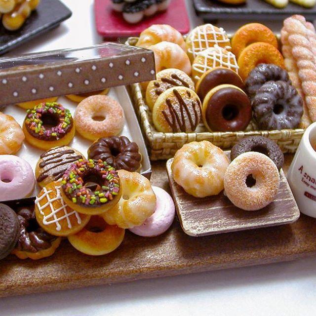 Donuts♡ ♡ by Klein Klein