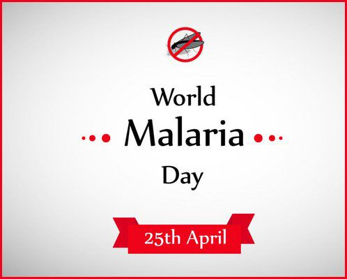 #WorldMalariaDay is observed on 25th April to fight #Malaria disease in the world.
