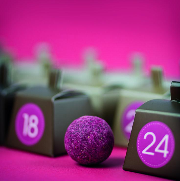Czekoladowy Kalendarz Adwentowy