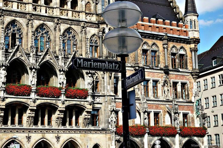 Downtown Munich Attractions