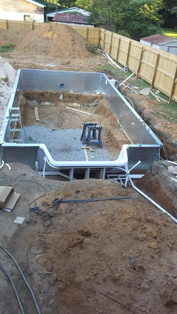 South Carolina Swimming Pool Kit Installation | Diy swimming ...