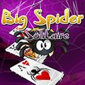 Big Spider Solitaire - http://www.allgamesfree.com/big-spider-solitaire/  -------------------------------------------------  Big version of Spider Solitaire game. On the tableau build a group of cards from Ace to King in suit. You can place cards in descending order but you can only move groups that are in suit.   -------------------------------------------------  #BoardGames