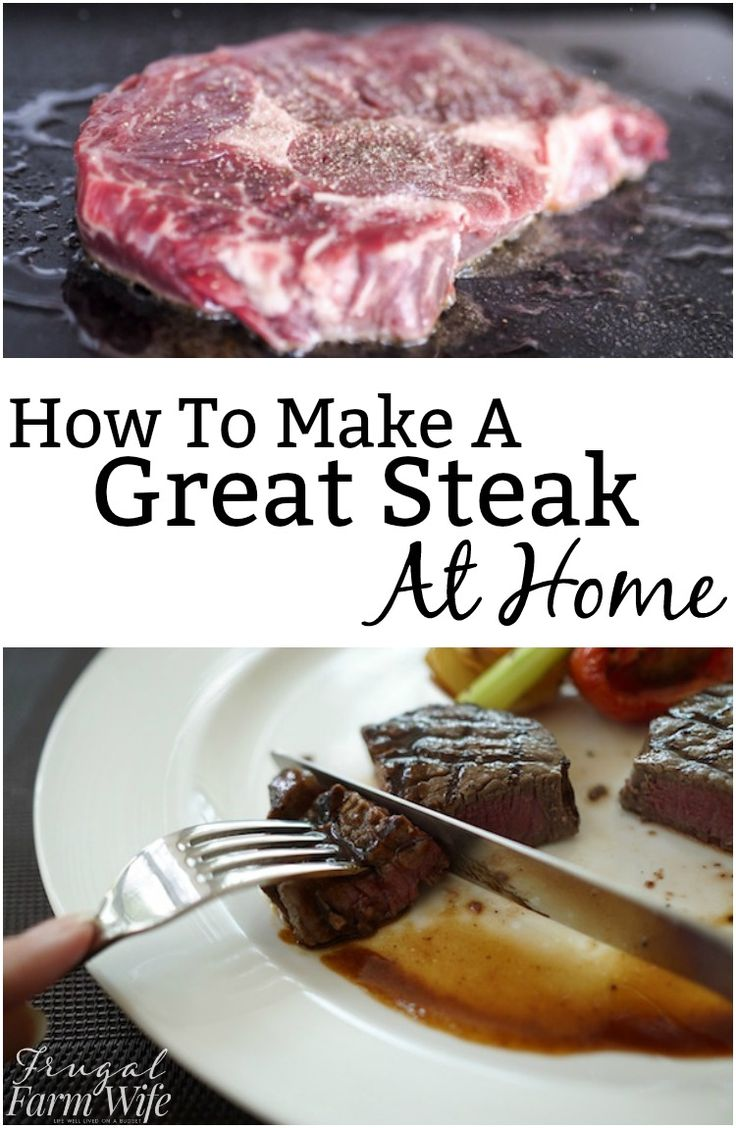 Hf ideas parrillas y asados - Cooking A Great Steak For Quick Meals