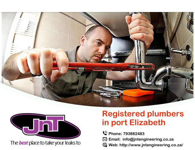 JNT are expert #business and professional providers of plumbing services in #PortElizabeth who provide high quality pipes installation.  http://bit.ly/2hMUWkb