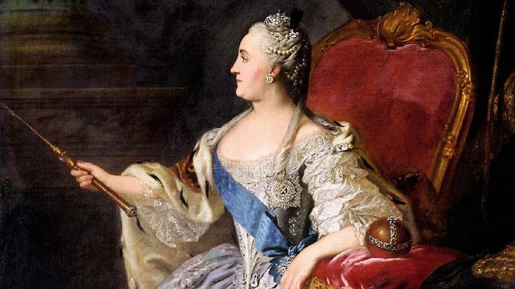 Самые влиятельные женщины в российской истории