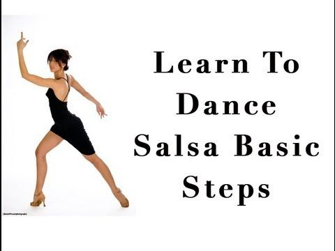 Learn to Dance - Salsa Basic Steps & Bonus Demo Dance - YouTube