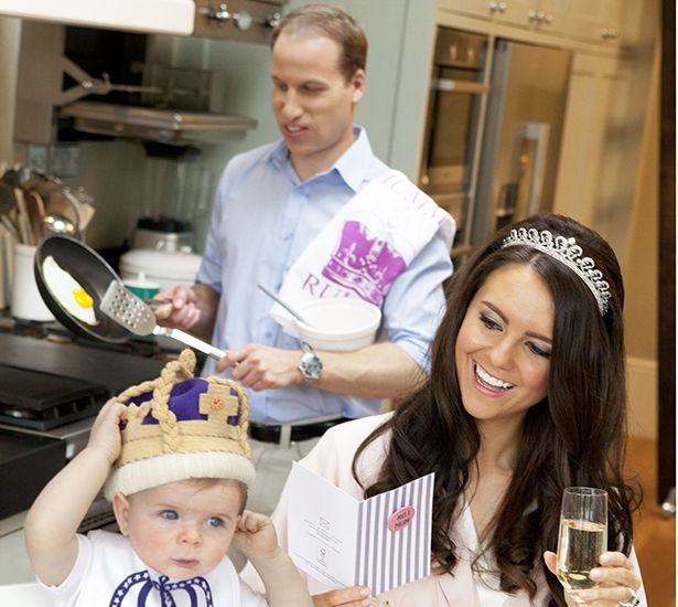Kate and Wills celebrate Mother's Day with the royal family - Life - Stylist Magazine      Notonthehighstreet is the best place to work in