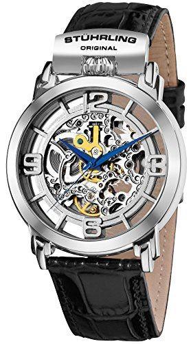 Reloj Stuhrling Original Clásico Winchester Automática 165F.33152  | Antes: $1,605,000.00, HOY: $471,000.00