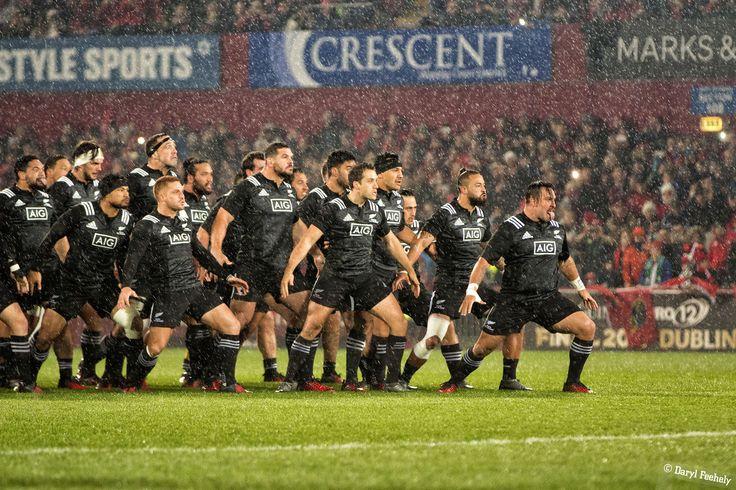 https://flic.kr/p/AKkPJ7 | Maori All Blacks Haka
