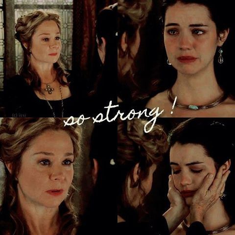 """#Reign 3x05 """"In A Clearing"""" - So strong our Queens!"""