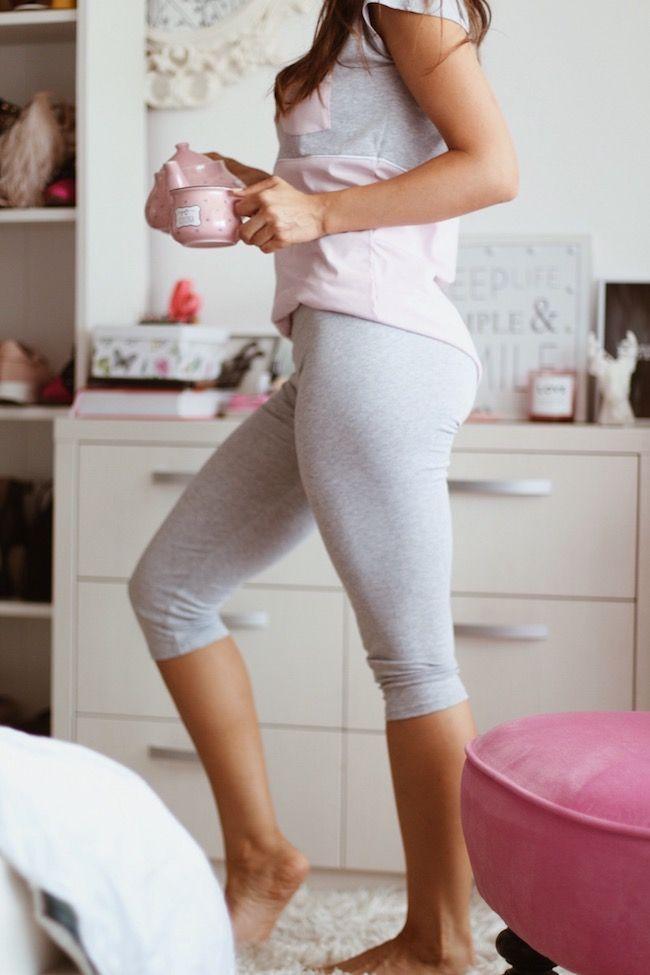 Sandra B. ne da cateva tips & tricks pentru o zi de relaxare, in pijamalele Uniconf <3