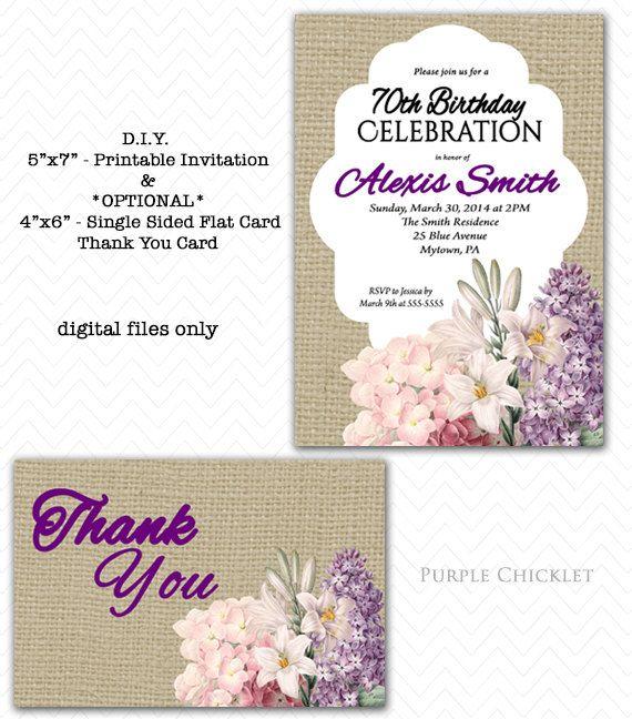 Printable Invitations Joanns
